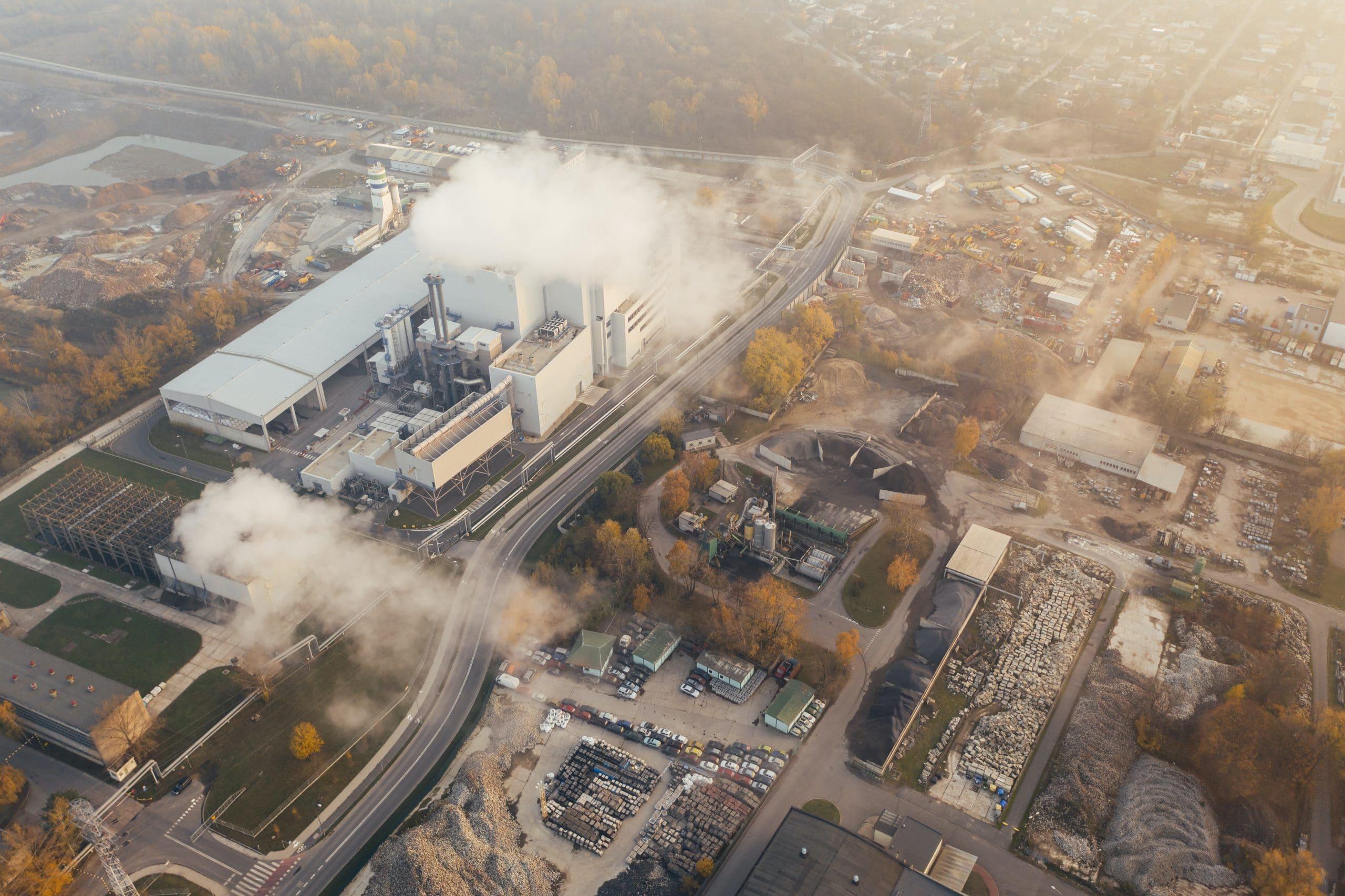 מבנה תעשייתי